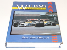 WILLIAMS - THE STORY OF A RACING TEAM (Grant-Braham 1990)